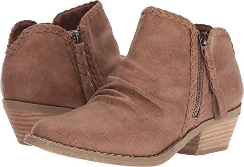 (Report Women's DANI Ankle Boot, tan, 6 M US)