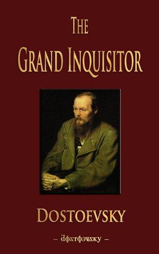 the brothers karamazov the grand inquisitor essay The brothers karamazov, 1880 [the grand inquisitor] saw that the prisoner [christ] print essay | close window.