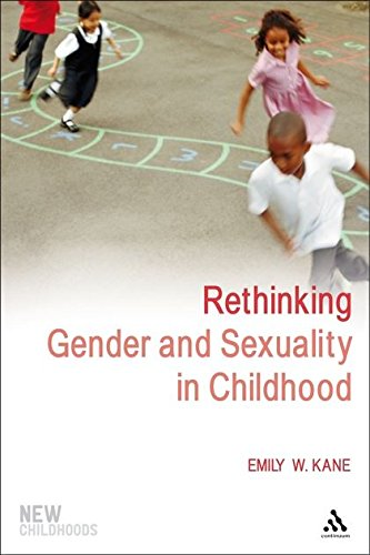 Rethinking Gender and Sexuality in Childhood (New Childhoods)