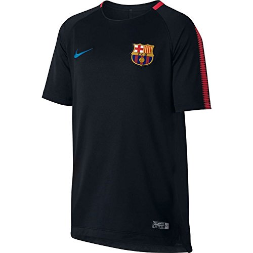 Sqd pour noir rouge Barcelone BRT Shirt Noir university FC SS Enfants red T Nike soar ASxqR05