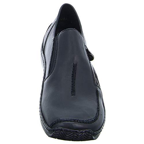 Rieker Black 00 Womens L1780 Shoe qwPqARz