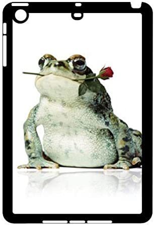3D Frog prince table even iPad Mini 2D Case Black: Amazon.es: Electrónica
