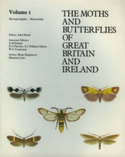 Micropterigidae - Heliozelidae: Micropterigidae - Heliozelidae Micropterigidae - Heliozelidae: Micropterigidae to Heliozelidae v. 1 (The Moths and Butterflies of Great Britain and Ireland) John R. Langmaid
