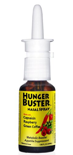 Hunger Buster Spray Nasal