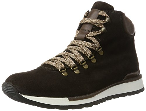 Kenneth Cole Men Design 10668 Classic Boots Brown (Dark Brown)