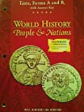 World History, Holt, Rinehart and Winston Staff, 0030533783
