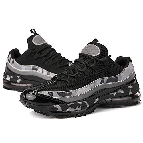 Basse Corsa Sneakers 2 Sportive Uomo Donna Running Fitness Nero Da Ginnastica All'aperto Aonetiger Scarpe Casual Interior M3 qAPwRRxY