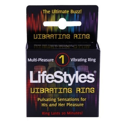 Lifestyles Vibrating Ring by LifeStyles