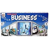 Ratna's Fun Filled Business 5 in 1 Deluxe Game with Plastic Money Coins for Young Businessmen to Learn Trading and Other Systems of Buying and Selling
