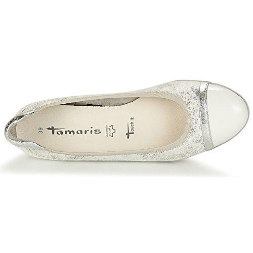 sans 22109 Femme Ballerines Tamaris Ballerines G 20 XU0Tqw