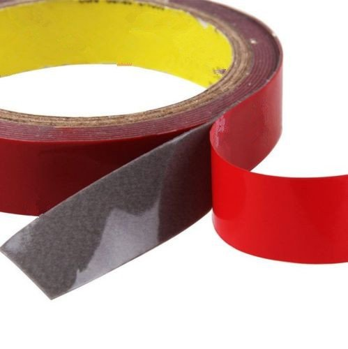 Single Roll Duck Brand 240200 Double-Sided Duct Tape 1.4-Inch by 12-Yards