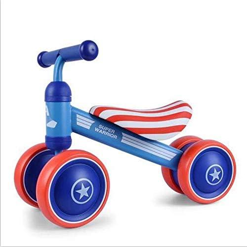 Mcvrv Bicicleta sin Pedales Bebé Juguetes Bebes 1 año 10 Meses a ...
