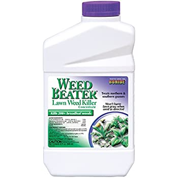 Bonide Weed Beater Lawn Weed Killer Concentrate, 32 oz