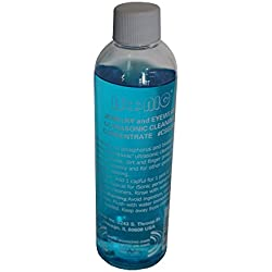 iSonic CSGJ01-8OZx1 Ultrasonic Jewelry/Eye Wear Cleaning Solution Concentrate