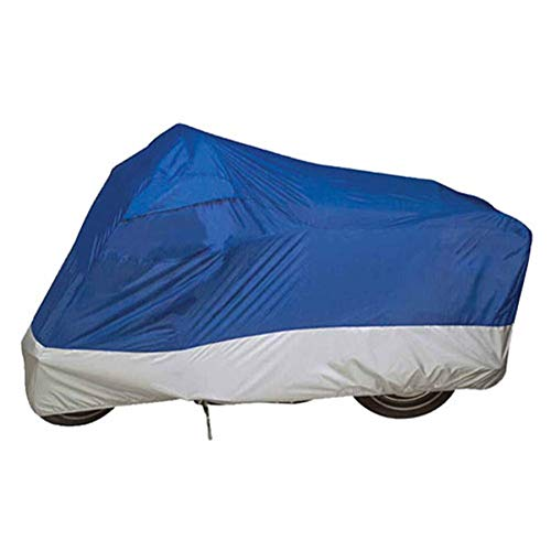 Ultralite Motorcycle Cover - Lg - Blue For 2003 Honda FSC600 Silver Wing Scooter