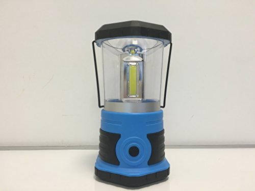 Blazin' Sun – Brightest Battery Powered LED Camping and Emergency Lantern