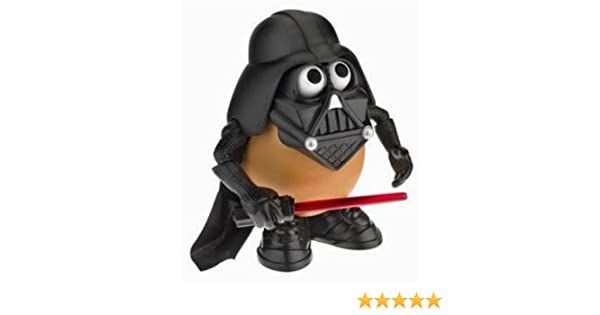 Star Wars Playskool Mr Potato Head Darth Tater: Amazon.es: Juguetes y juegos