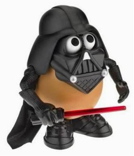 Mr. Potato Head - Darth Tater