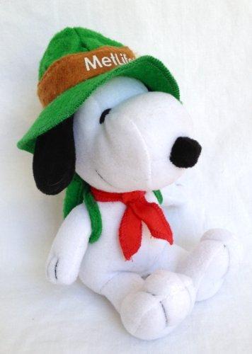 Metlife Snoopy Camper Scout 6  Plush