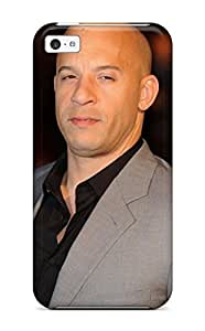 Flexible Tpu Back Case Cover For Iphone 5c - Vin Diesel