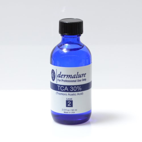 Trichloroacetic Acid - TCA Peel 30% Medical Grade 1oz. 30ml (Level 2 pH 1.0)