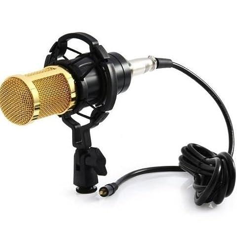 US Sound Studio Dynamic Mic&Shock Mount BM800 Condenser Pro Audio Microphone (Emerson Breakout)