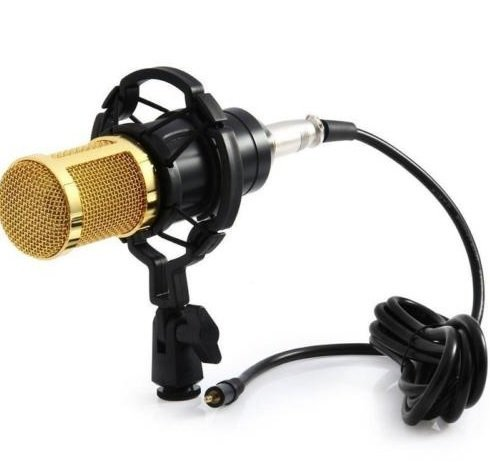 US Sound Studio Dynamic Mic&Shock Mount BM800 Condenser Pro Audio Microphone