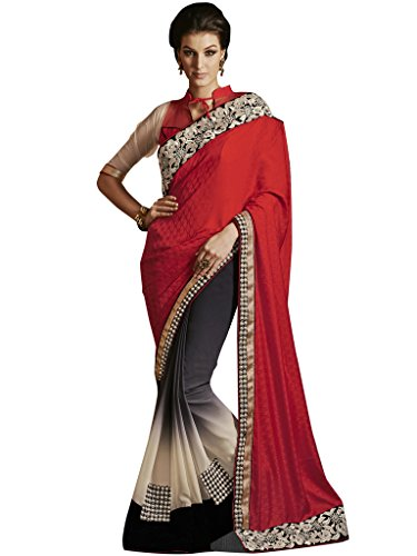 Party Wear Jay Bollywood Sarees Style Saree Bahubali XwgBHZ