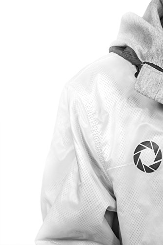 Windcheater Uomo Portal Sportive Programmer Lightweight Rainjacket Giacche Musterbrand Bianca n0wR1tR