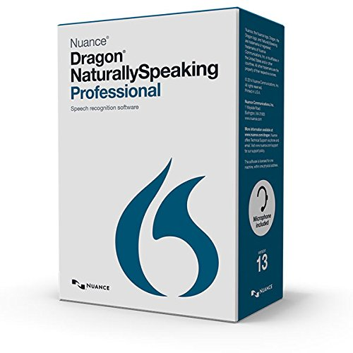 Dragon Naturally Speaking 13 Professional