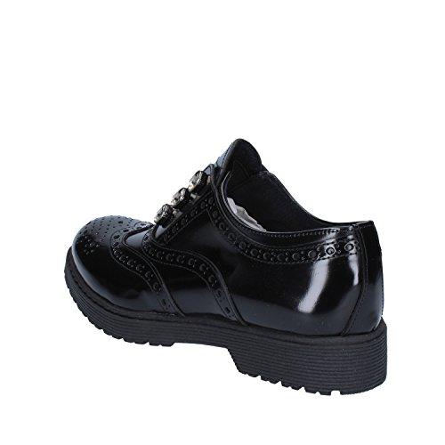 LORUSSO para de mujer Negro ISABELLA Piel cordones ISLO de negro Zapatos CRgZqxn