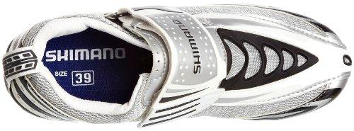 Shimano Tr52, Herren Radsportschuhe Weiß (Weiß/Schwarz)