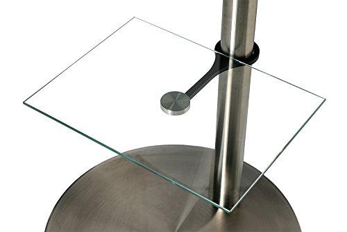 Glasplatte für Design TV Ständer by Cavus (Transparent)