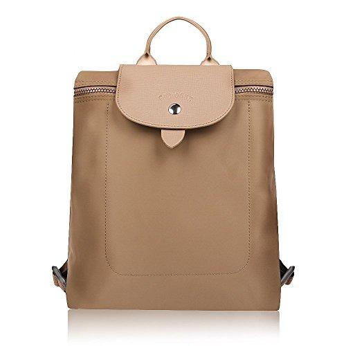 5f845ca429e Gerosse Fashion Nylon Backpack Purse Travel for Women, Designer School  Backpacks Waterproof Bookbags