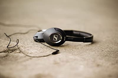 Sennheiser Supra-Aural Headphones Compatible with iPod