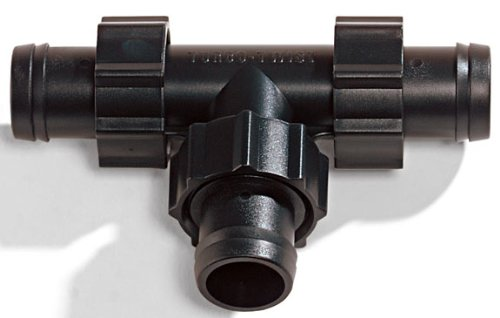 5/8 Inch Hose Locking T-connector - 1