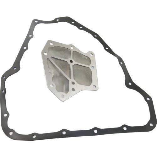 Automatic Transmission Filter compatible with Nissan Altima 2002-2006 Quest 2004-2006 w//Gasket