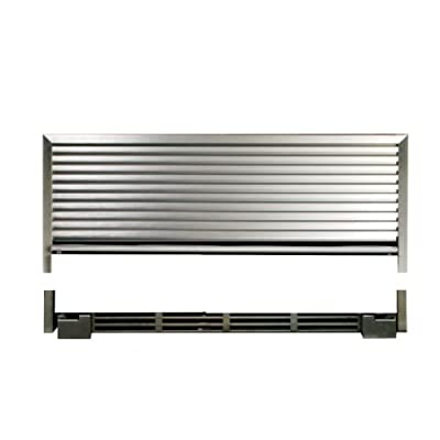 Electrolux ICON Series/ Kenmore Pro 44333 Counter Depth Side by Side Stainless Steel Refrigerator Trim Kit 4480