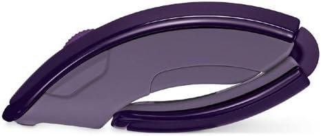Purple Microsoft Arc Mouse