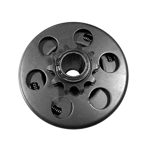 - Kart Clutch 10 Teeth with 40/41/420 Chain Durable Centrifugal Clutch 3/4