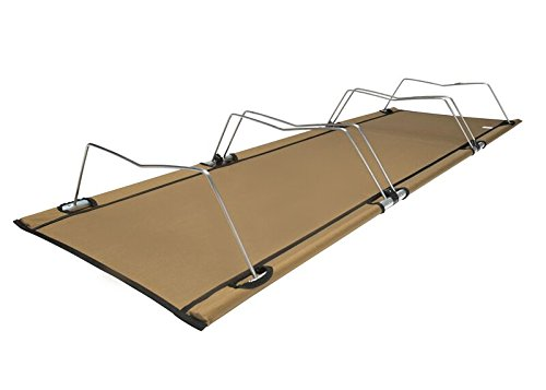 Go-Kot Regular Portable Folding Camping Cot, Coyote Brown by Go-Kot (Image #5)
