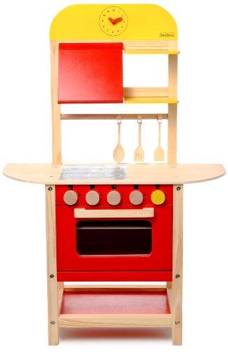 beeboo 0011512 - küche mit herd und backofen: amazon.de: spielzeug - Beeboo Küche