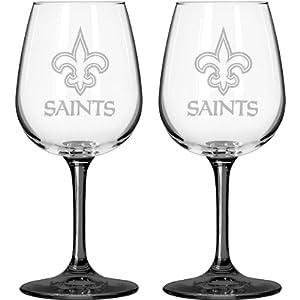 New Orleans Saints 2-Pack Baby Bottles