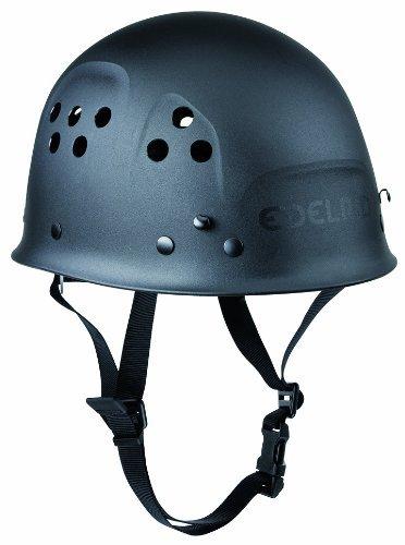 Edelrid Ultralight Mens Climbing Helmet - 54-61cm, Black by Edelrid