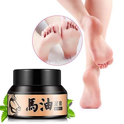 Expxon Anti fungal Foot Feet Crema de Tratamiento de uñas Dedo del Dedo del pie del Clavo Gel de Hierbas fungoso, pies...