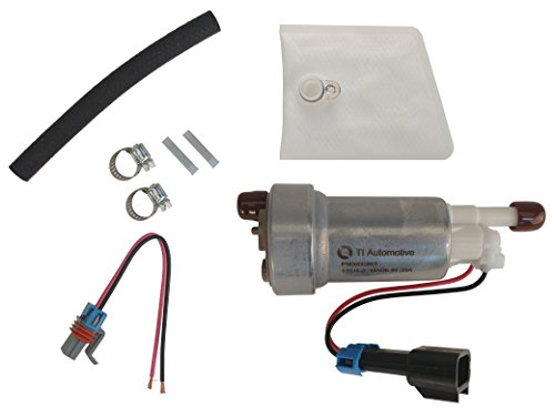 WALBRO HELLCAT 525LPH F90000285 FUEL PUMP (UNIVERSAL E85) ULTRA HIGH-PERF WITH INSTALL KIT 400-0085