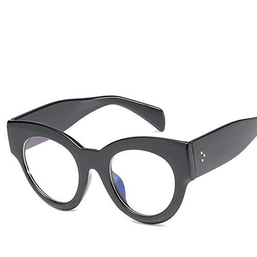 sol hombre moda F Sungla americana de señora calle y de las de de de de Comunidad grande el personalidad Europea de marco retros gato gafas clap Aoligei ojo Marea gafas sol nYExwqZfaA