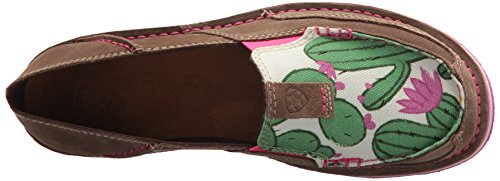 Cruiser Ariat Cactus Relaxed Bark Sneaker Print Women's 550qwrA