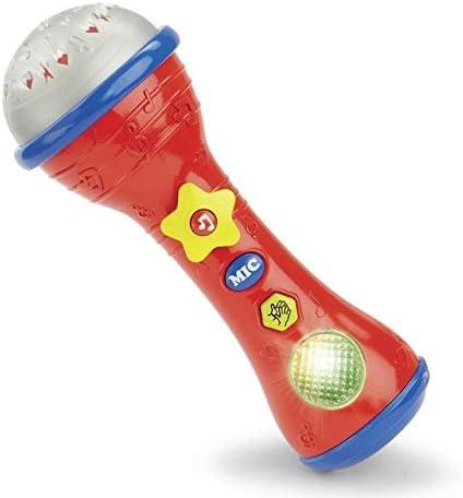 Bruin Star Light Microphone