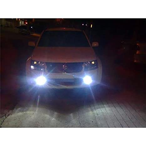 Amazon.com: BlingLights Compatible Fog Lights Kit for 2005-2019 Suzuki Grand Vitara: Automotive